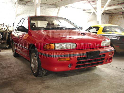 Isuzuperformance Racing Team Red Gemini Irmscher-R JT191S AWD Turbo Isuzu Racing