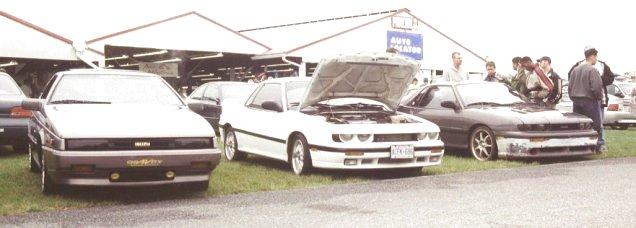 1989 isuzu impulse turbo