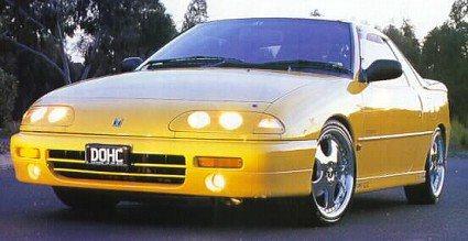 Isupage Rick Ludgate S 1991 Isuzu Gemini Oz G Coupe