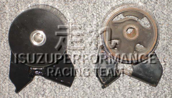 Isuzuperformance Racing Team Treansfer Case Bracket and Bushing Isuzu Impulse RS Gemini JT191S 
