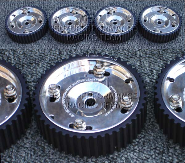 Isuzuperformance Racing Team Asjustable Cam Sprockets Adjustable Cam Pulleys Aluminum Isuzu Impulse 